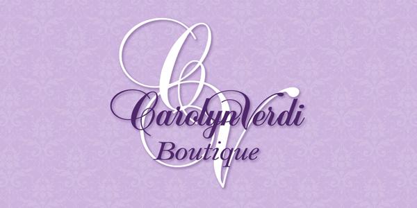 Carolyn Verdi Boutique - purple background