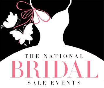 National Bridal Sale Event